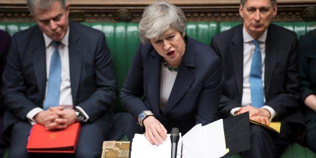 Brexit, Il Parlamento britannico esclude il