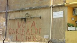 A Roma cancellata la scritta