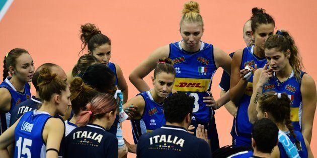 Volley, la Serbia è campione del