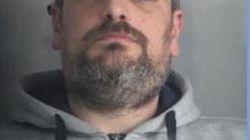 Arrestato l'uomo che ha dato fuoco all'ex moglie a Reggio