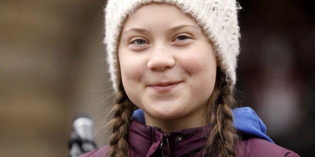 L'attivista 16enne Greta Thunberg è stata proposta per il premio Nobel per la