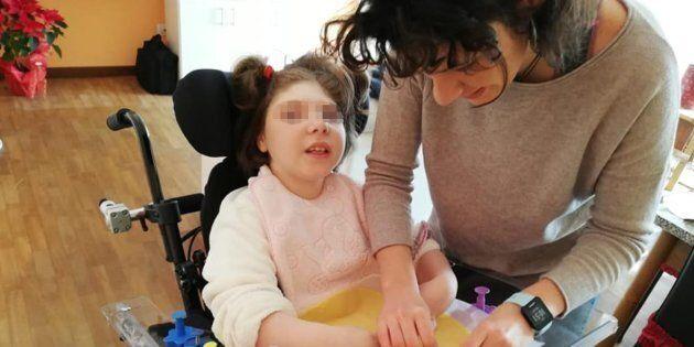 Eleonora, tetraplegica per errore medico. Le assicurazioni: