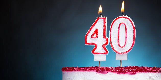 Idee regalo compleanno 40