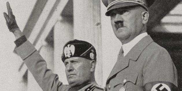 Mussolini ha scritto anche poesie... I poeti, che brutte