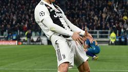Cristiano Ronaldo a rischio squalifica per l'esultanza dopo la vittoria contro l'Atletico