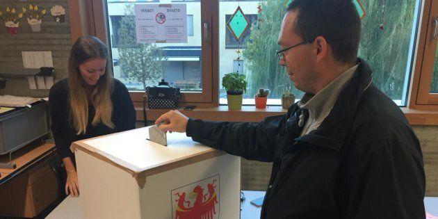 Elezioni regionali in Trentino, la Lega trascina il