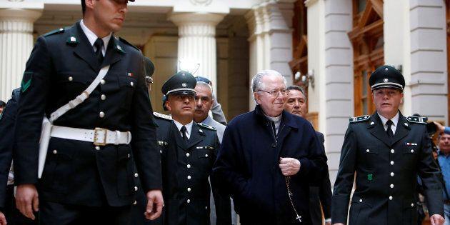 Multata l'arcidiocesi di Santiago, a tre vittime degli abusi di Karadima un indennizzo morale di 600...