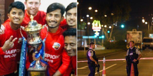 La squadra di cricket del Bangladesh si è salvata dalla strage delle moschee in Nuova Zelanda grazie...