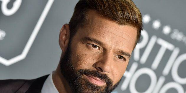 Ricky Martin direttore artistico di
