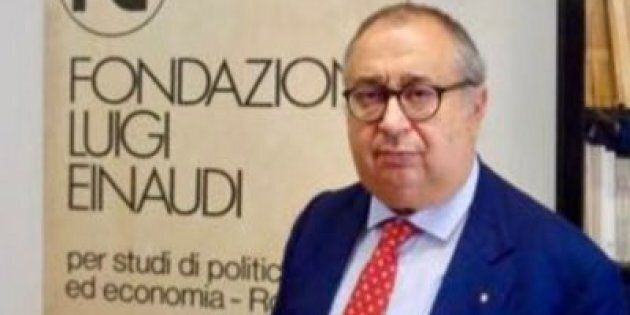 Giuseppe Benedetto, presidente della Fondazione Luigi