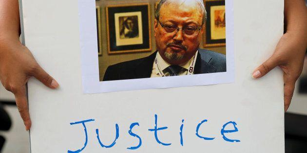 La fidanzata di Khashoggi al Parlamento europeo: