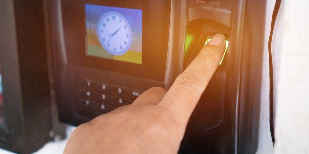 Arriva la rilevazione delle impronte digitali contro i furbetti del