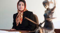 Nasrin Sotoudeh, le voci di condanna e quelle della