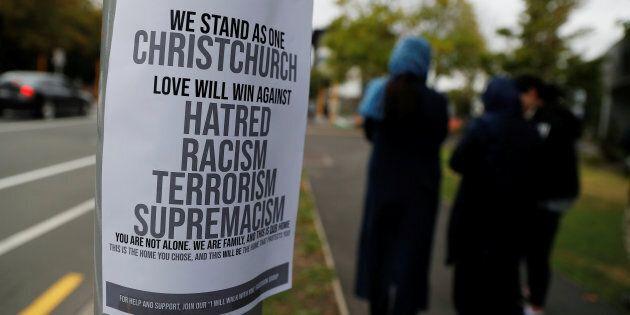 Il fascismo eterno diventa globale nelle prima strage in diretta