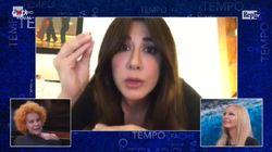 Virginia Raffaele imita Patty Pravo e Ornella Vanoni: il videomessaggio è
