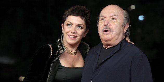 Domenica In, Lino Banfi e la figlia Rosanna: