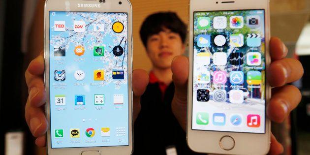 L'Antitrust multa Samsung e Apple:
