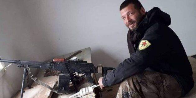 Lorenzo Orsetti ucciso dall'Isis in Siria:
