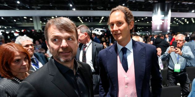 La famiglia Peugeot pronta a sostenere una fusione con Fca o altri, titoli in forte