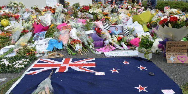 Attacco in Nuova Zelanda, Facebook: