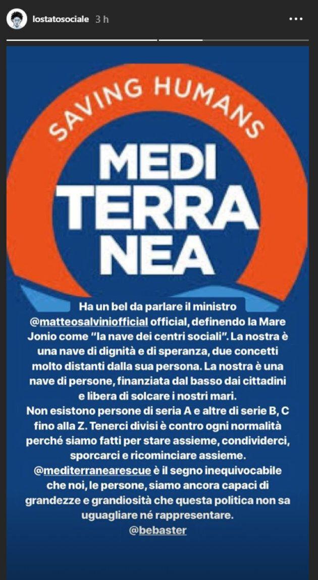 Lo Stato Sociale vs Salvini: