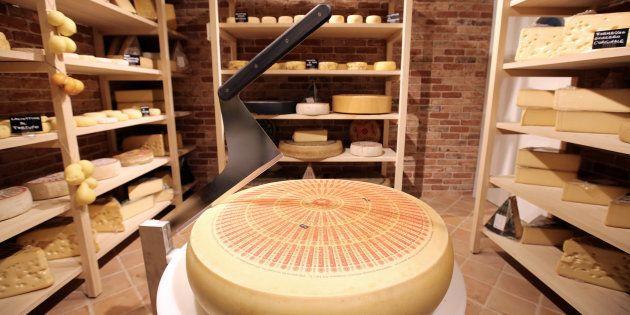 Il formaggio più buono è quello che