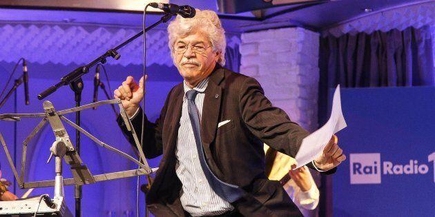 Antonio Razzi durante la seconda edizione