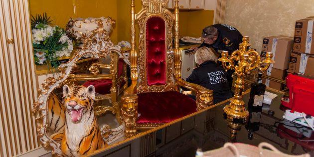 Casamonica, confiscati beni a esponenti del clan e della 'Ndrangheta per 30