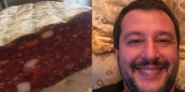 Matteo Salvini su