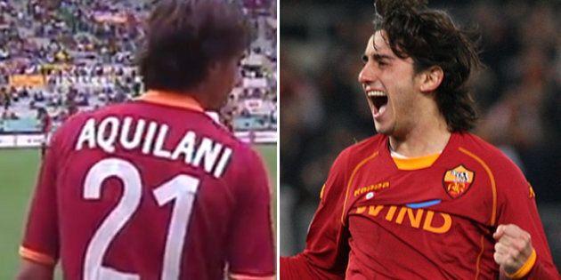 Alberto Aquilani ricorda l'esordio con la Roma: