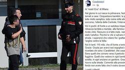 La lettera dei colleghi ai carabinieri