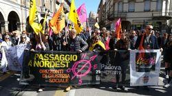 Libera a Padova contro le mafie: