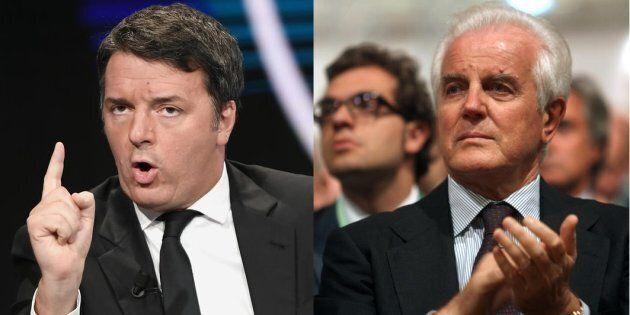 Matteo Renzi ricorda Gilberto Benetton sul Gazzettino: