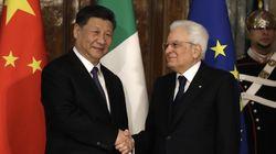 Mattarella incontra Xi Jinping: