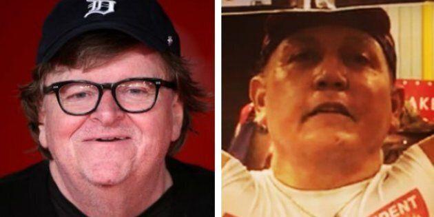 Michael Moore ha filmato (inconsapevolmente) Unabomber durante le riprese di