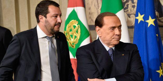 L'ultimatum di Silvio a Salvini: