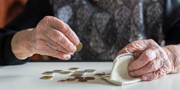 5,6 milioni di pensionati più