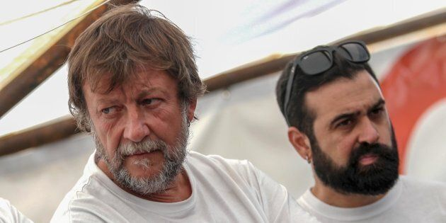 Luca Casarini indagato per il soccorso dei migranti sulla Mare