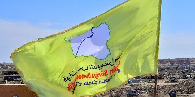 Isis sconfitto. I curdi: