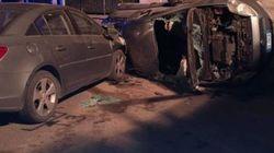 Tre ragazzi morti in un incidente stradale nel