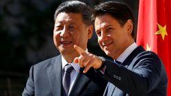 Cina e Italia firmano il