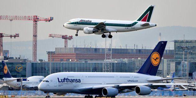 Lufthansa su Alitalia: