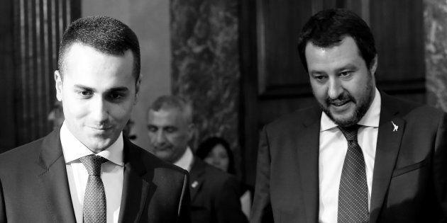 Luigi Di Maio risponde a Matteo Salvini: