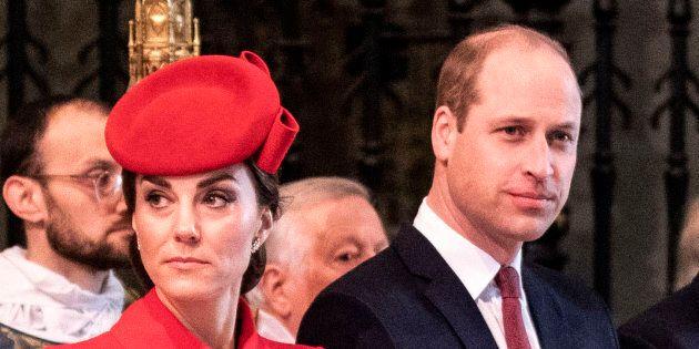 Kate litiga con la sua migliore amica e ordina a William di cancellare lei e suo marito dalla cerchia