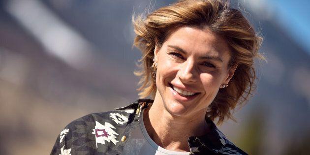 """Martina Colombari: """"La bellezza è stata una frustrazione, sono arrivata anche a non specchiarmi. Il #metoo?..."""