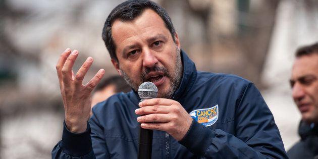 Matteo Salvini ha rotto il silenzio elettorale, di
