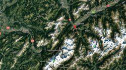 Valanga sulle Alpi svizzere: un morto e e un