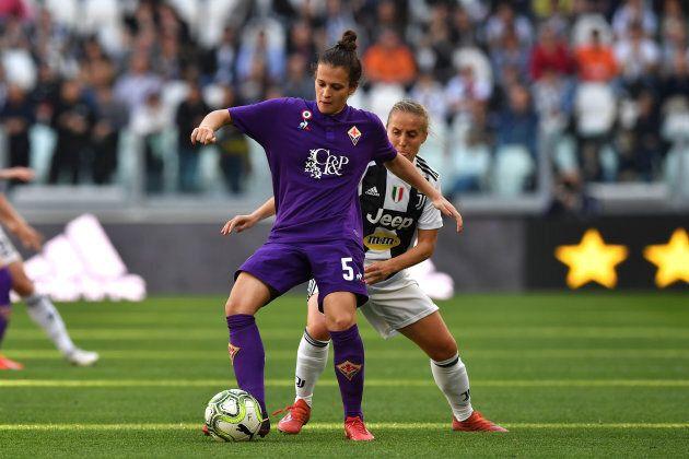 Valentina Cernoia, a destra, e Alice Tortelli a