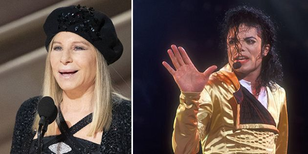 Barbra Streisand difende Michael Jackson dalle accuse di molestie sessuali: