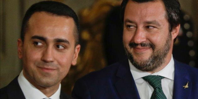 Di Maio e Salvini si contendono i truffati dalle